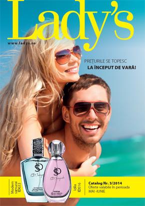 Ladys catalog 4 mai iunie 2014