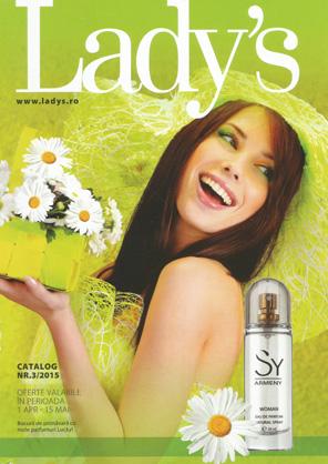 Ladys Catalog 3 aprilie-mai 2015