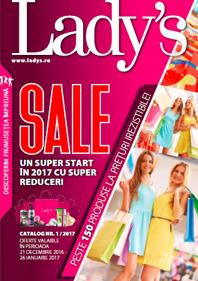 Ladys ianuarie 2017 catalog
