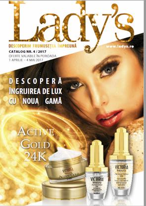 Ladys catalog aprilie
