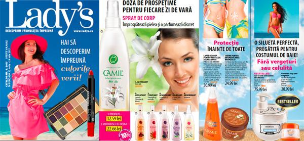 Ladys catalogul iunie-iulie