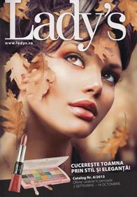 Lady's Catalog 6 Campanie toamna 2013