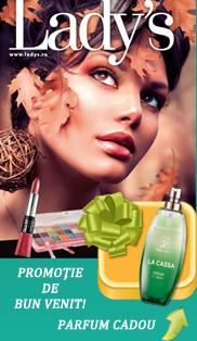 Parfum cadou Ladys