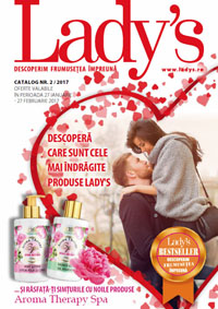 Ladys catalog februarie 2017
