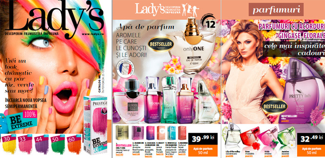 Ladys catalog iulie-august-septembrie