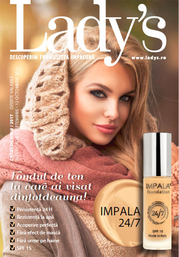 Ladys catalog septembrie