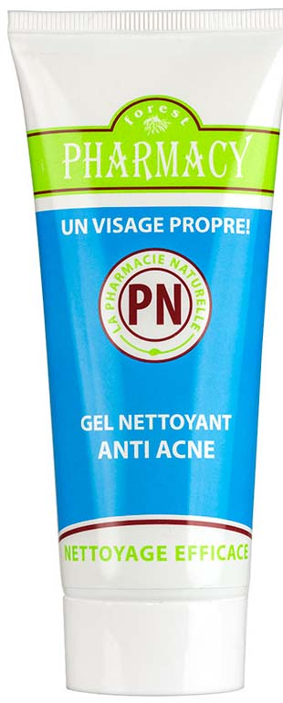 Gel anti acneeic