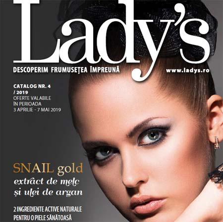 Catalog Ladys aprilie-mai