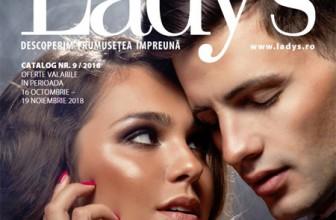 Broşură Ladys octombrie-noiembrie